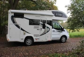 Wohnmobil mieten in Seevetal von privat | Ford Hummel Hummel