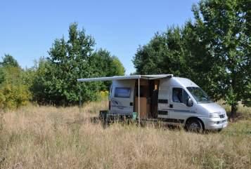 Wohnmobil mieten in Berlin von privat   Adria Charlie