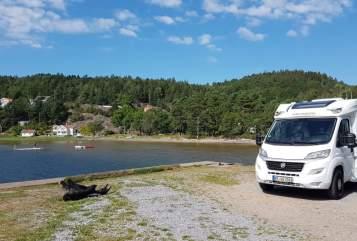 Wohnmobil mieten in Kempen von privat | Weinsberg NiBa