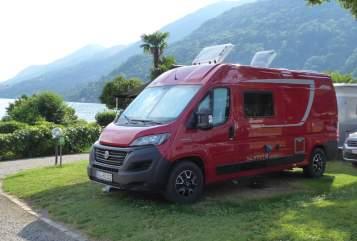 Wohnmobil mieten in Nauheim von privat | Pössl Grisu