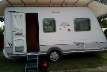Wohnmobil mieten in Hinzenbach von privat | Caravelair Camperfun 1