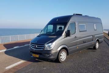 Wohnmobil mieten in Wapenveld von privat | Mercedes Zwerver XL