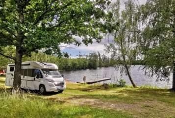 Wohnmobil mieten in Kiel von privat | Adria Wohlfühlmobil
