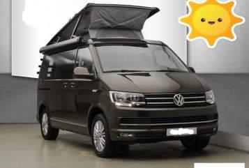 Wohnmobil mieten in Bochum von privat | VW T6  California