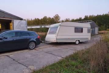 Wohnmobil mieten in Jena von privat | Caravelair  Bastian