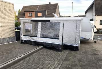 Wohnmobil mieten in Duisburg von privat | Dethleffs Deffi