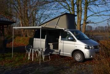 Wohnmobil mieten in Bielefeld von privat | Volkswagen Le Bulli 2