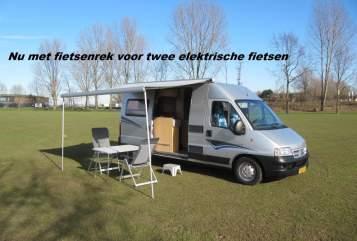 Wohnmobil mieten in Kerkdriel von privat | pössl    Willem