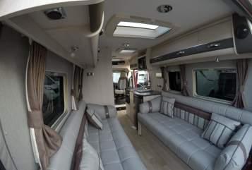 Wohnmobil mieten in Olfen von privat | Auto Sleepers RUBY_WarwickXL