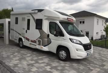Wohnmobil mieten in Frensdorf von privat | Challenger  Mageo 290