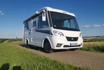 Wohnmobil mieten in Kirchheim am Ries von privat   Fiat Vani