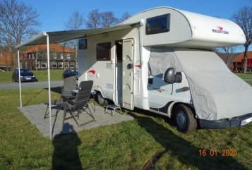 Wohnmobil mieten in Goslar von privat | Fiat Trigano Trigano Diesel 85 kw Axel