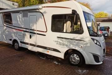 Wohnmobil mieten in Duisburg von privat | Etrusco I7400 SB Etrusco I7400SB