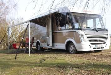 Wohnmobil mieten in Marienwerder von privat | Dethleffs Detti