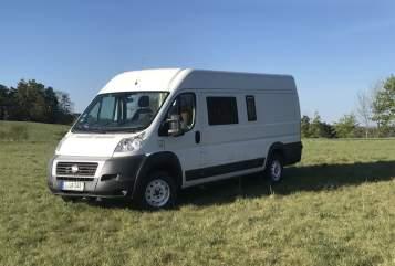 Wohnmobil mieten in Jena von privat | Fiat Vanzilla