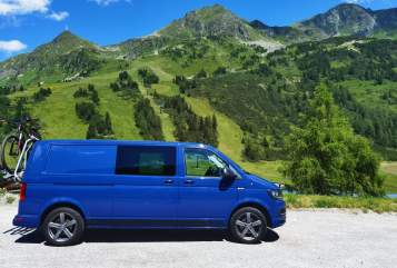 Wohnmobil mieten in Porta Westfalica von privat | VW Transformia