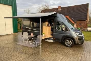Wohnmobil mieten in Geestland von privat | La Strada Avanti C Neu