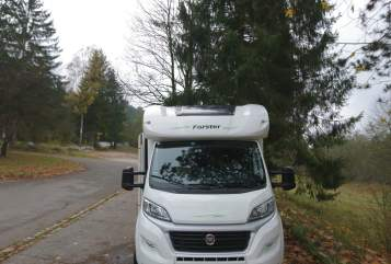 Wohnmobil mieten in Farchant von privat | Forster Forster T699 EB