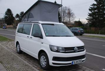 Wohnmobil mieten in Berlin von privat | VW T6 DiekleineMarie