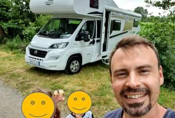 Wohnmobil mieten in Calden von privat | Carado BERTA NEU 2019