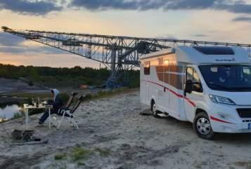 Wohnmobil mieten in Erfurt von privat | Sunlight  *SATURN *