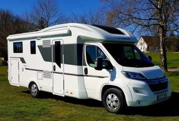 Wohnmobil mieten in Beckum von privat | Adria Free Willy
