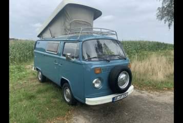 Wohnmobil mieten in Schongau von privat | VW t2 Olaf