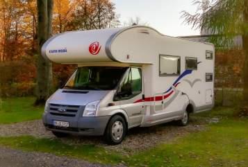Wohnmobil mieten in Hamburg von privat | Eura Mobil Die Traumreise