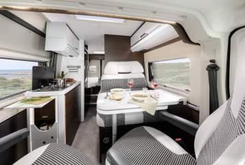 Wohnmobil mieten in Oberaula von privat | Karmann Travellino