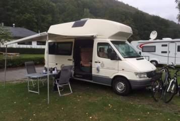 Wohnmobil mieten in Nordhausen von privat | Mercedes Benz James der Große