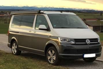 Wohnmobil mieten in München von privat | Volkswagen T6 Hannes