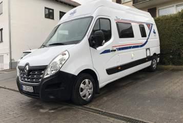 Wohnmobil mieten in Neutraubling von privat | Ahorn VAN Diesel