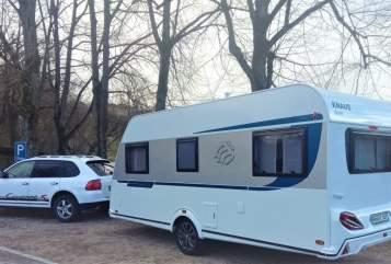 Wohnmobil mieten in Weißenburg im Bay. von privat | Knaus  adventure4two