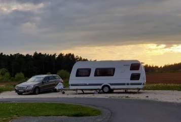 Wohnmobil mieten in Wildberg von privat | Dethleffs Esche