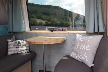 Wohnmobil mieten in Freiburg im Breisgau von privat | Mercedes Sprinter Charm-Camper