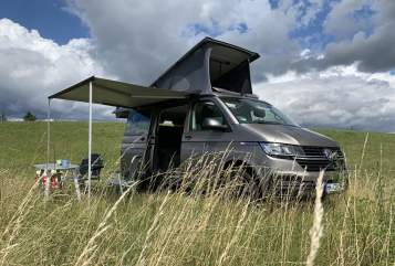 Wohnmobil mieten in Hamburg von privat   VW Isebek
