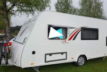 Wohnmobil mieten in Bonn von privat | Bürstner Wohnwagen