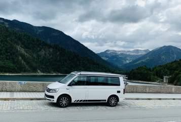 Wohnmobil mieten in München von privat | VW Señor Quilombo