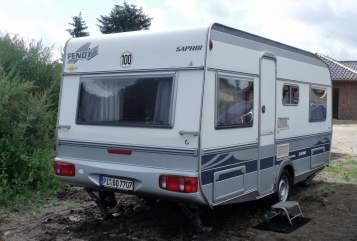 Wohnmobil mieten in Quickborn von privat | Fendt Wohni 77