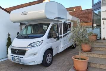 Wohnmobil mieten in Germersheim von privat | Carado Carado A464 Som