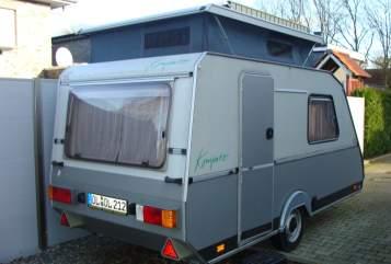 Wohnmobil mieten in Oldenburg von privat | Kip  Freiheit light