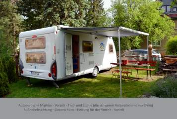 Wohnmobil mieten in Berlin von privat | Knaus Doppelstocki I