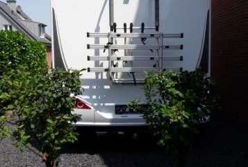 Wohnmobil mieten in Xanten von privat   Corado Windspiel