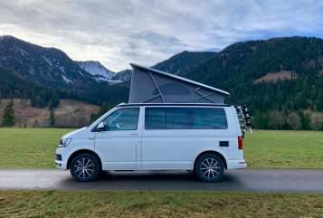 Wohnmobil mieten in München von privat | VW Fritzi