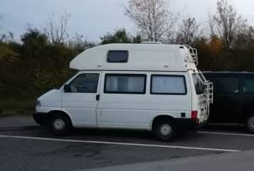 Wohnmobil mieten in Radebeul von privat   VW Aladin