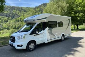 Wohnmobil mieten in Schönau von privat   Chausson  Lucky