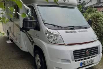 Wohnmobil mieten in Nienburg von privat | Fiat Sunlight Lelo