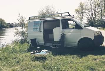 Wohnmobil mieten in Utrecht von privat | Volkswagen  Frenky camper