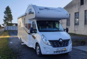 Wohnmobil mieten in Ohorn von privat   Renault, Ahorn  Flotte Lotte