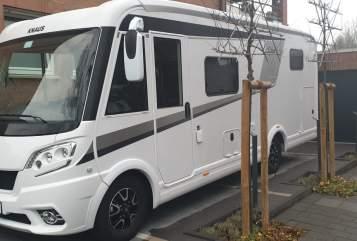 Wohnmobil mieten in Sendenhorst von privat | Knaus Karl